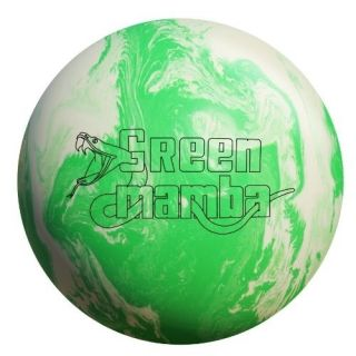 AMF GREEN MAMBA Bowling Ball 16 lb. BRAND NEW IN BOX