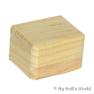 Real Wood Historical Trinket Box Fits American Girl Doll Felicity Addy