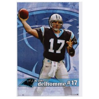 Jake Delhomme POSTER Carolina Panthers NFL Football NEW