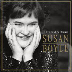 susan boyle i dreamed a dream cd 1 album in america