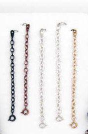 PREMIER DESIGNS Extender for Necklace Bracelet Etc Adjustable Polished