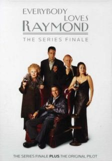 Everybody Loves Raymond Series Finale DVD New 026359286223