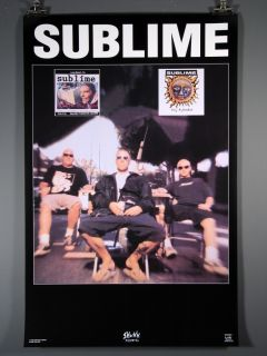 Sublime Bradley Nowell Excellent Condition Poster