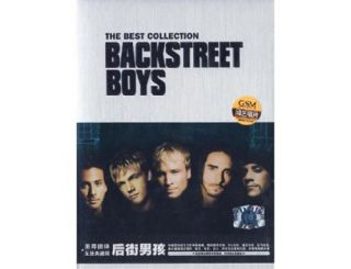 8CD Backstreet Boys The Best Collection 3CD 5DVD Brand New