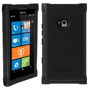 O48 Brand New Ballistic SG 3 Layers Hard Shell Case for Nokia Lumia