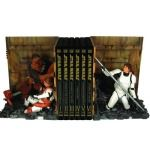 Star Wars Trash Compactor Bookend Statue Gentle Giant
