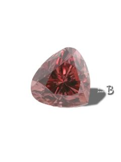 25CT Fancy DEEP Orangy Pink GIA Certified Loose Engagement Diamond