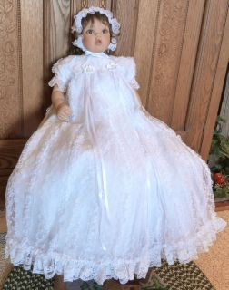 Virginia Turner Doll Christening Bree