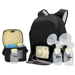 Medela Breast Pump Backpack Portable Feed Storage Food Baby Infant New