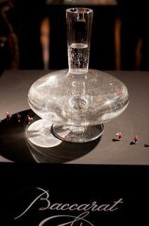 720 Baccarat Crystal Woods of Euphoria MARCEL WANDERS Wine 11