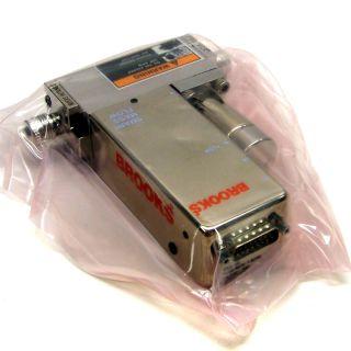 New Brooks 6256s Mass Flow Controller 1 4 MFC He 1SLM