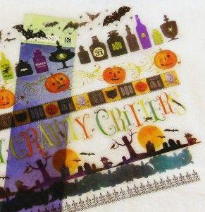 Company Halloween Brenda Walton Haunted Lot Worth Over $70 13 Items