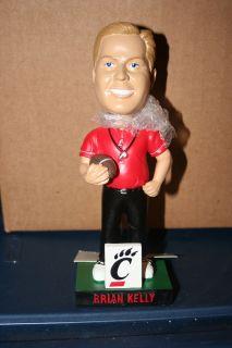 Brian Kelly Notre Dame Football Coach UC Bobblehead Prototype