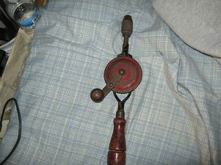 antique craftsman 1071 hand crank  25 00