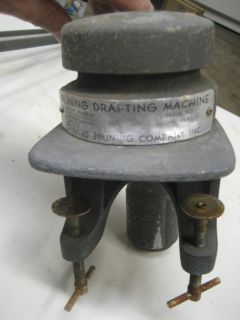 BRUNING DRAFTING MACHINE in Drafting Tools