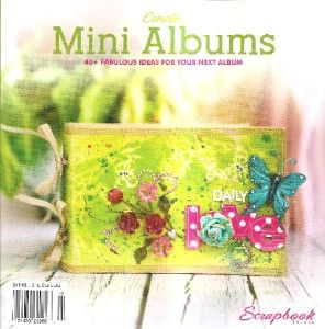 Create Mini Albums 40 Ideas Scrapbook Trends Family Memories