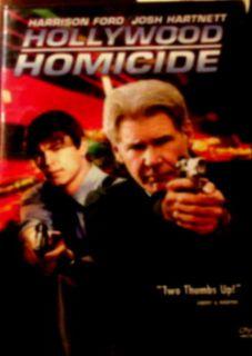 HOMICIDE (2003) Harrison Ford Josh Hartnett Lena Olin Bruce Greenwood