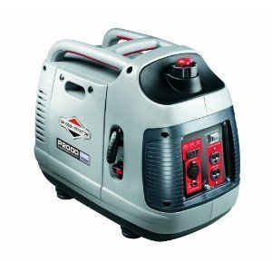 Briggs & Stratton 2000 Watt Gas Portable Inverter Generator RV Camper