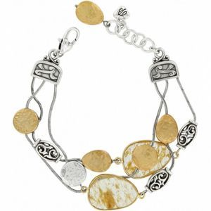 PC Set Brighton Jewelry $232 Mediterrane Necklace Bracelet Earrings