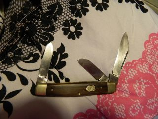 Vintage Buck Creek Solinger Germany Knife