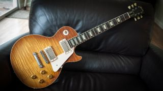2002 58 Reissue Gibson Les Paul with Historic Makeover Standard