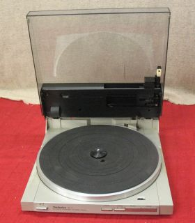 Technics SL 3 Fully Automatic Linear Tracking Turntable w AT 1001
