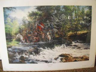 John Paul Strain Spring Campaign Buffalo Gap VA