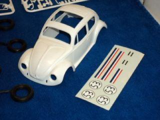 Revell 1969 Volkswagen VW Herbie The Love Bug Model Kit # H 960
