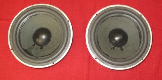 Acoustic Research 8 Woofers Refoamed for AR 4 6 7 15 16 17 18 28 38 93