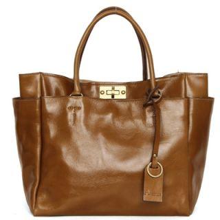 Genuine Cowhide Leather Rudy Handbag Shopper Tote Purse Large Shoulder