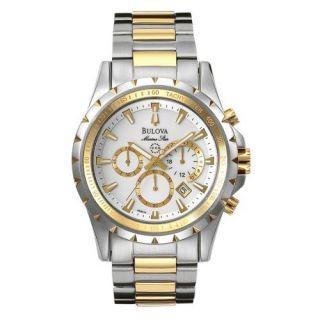New Bulova 98B014 Marine Star watch For Mens!! New Authentic watch !!