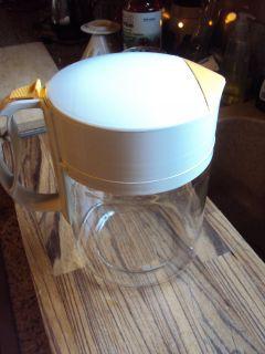 Bunn Iced Tea Easy Pitcher Glass Ice Tea Maker
