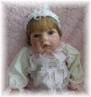 Doll Outfit for Lee Middleton Doll Reborn Preemie Animal Romper