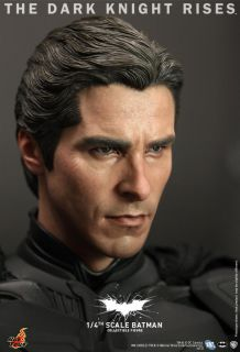 Dark Knight Rises TKDR Bruce Wayne 1 4 18 Christian Bale