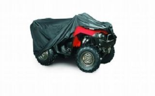 atv cover arctic cat yamaha kawasaki black atv cover forward