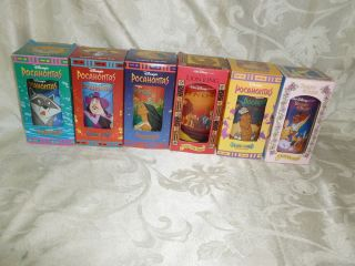 COLLECTOR SERIES BURGER KING DISNEY CUPS POCAHONTAS LION KING BEAUTY