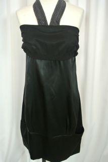 Brunello Cucinelli Silk Cocktail Dress