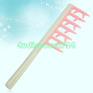 Salon DIY Wide Teeth Shock Hair Molding Comb Brush Gel