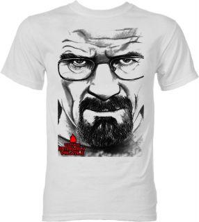 Breaking Bad Bryan Cranston Shirt Warning Extremely Volatile
