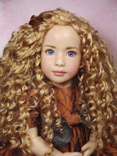 Brynn OOAK Sonja Hartmann Kidz N Cats 18 Doll Repaint by Ellen Harris