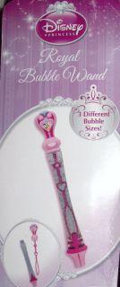 Disney Princess Bubble Wand Belle Snow White Cinderella