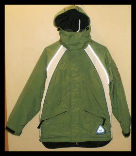 BURTON BACKHILL Unisex Youth Winter Ski Snowboard Coat Jacket Size XL