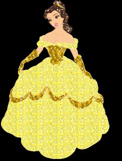 Disney PRINCESS Deluxe Ornament Set 10 pc. Snow White,Jasmine, Ariel