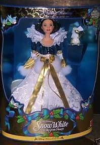 Barbie Disney's Snow White Collector Edition 19898