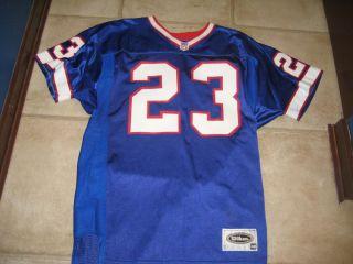 Authentic Wilson Buffalo Bills Jersey 48