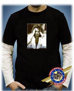 Michael Hutchence  Rock Star  Personalized T Shirts