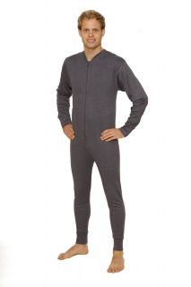 Octave® Thermal Baselayers Mens All in One Thermal Underwear Union
