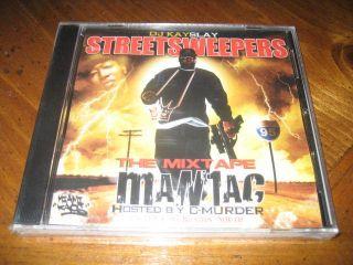 The Mixtape MAN1AG Rap CD C Murder Young Buck Hawk