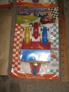 GRAND PRIX RACEWAY (1 item) playset MOC 1960s race car hot rod