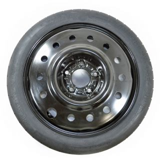 1997 2011 GM 16 INCH SPARE WHEEL & TIRE NEW 100% TREAD NEVER INSTALLED